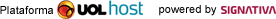 Loja Virtual UOL HOST powered by Signativa